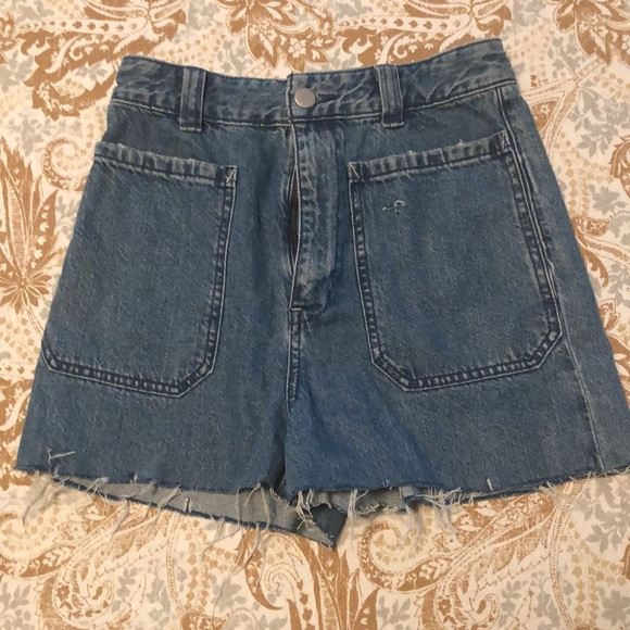 Free People Pants - free people shorts